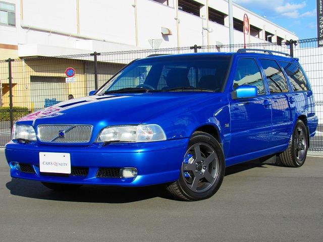 ボルボ V70 R-AWD 1999 年式 復刻車 希少販売車