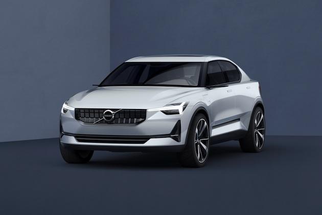 VOLVO 初の完全電気自動車