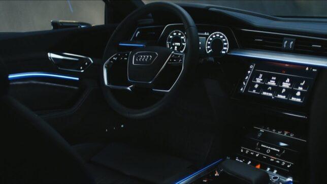 Audi EV 「e-tron SUV」に Alexa が標準装備されることに!